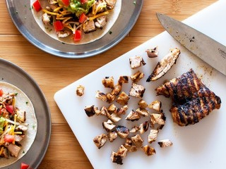Qdoba Grilled Adobo Chicken copycat recipe by Todd Wilbur