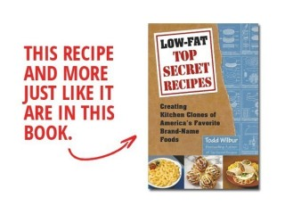 McDonald's Arch Deluxe Reduced Fat copycat recipe by Todd Wilbur