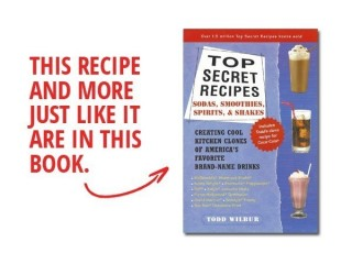 Applebee's Bananaberry Split copycat recipe by Todd Wilbur