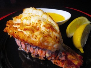 Red Lobster Broiled Lobster copycat recipe by Todd Wilbur