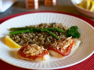 Red Lobster Nantucket Baked Cod copycat recipe by Todd Wilbur