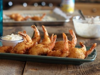 Red Lobster Parrot Bay Coconut Shrimp copycat recipe by Todd Wilbur