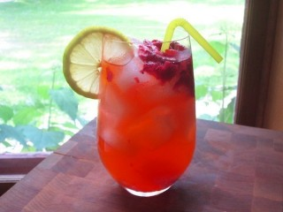 Red Robin Freckled Lemonade copycat recipe by Todd Wilbur