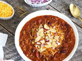 Red Robin Red's Homemade Chili copycat recipe by Todd Wilbur