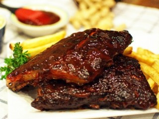 Roadhouse Grill Baby Back Ribs