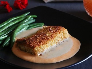 Roy's Classic Roasted Macadamia Nut Crusted Mahi Mahi copycat recipe by Todd Wilbur
