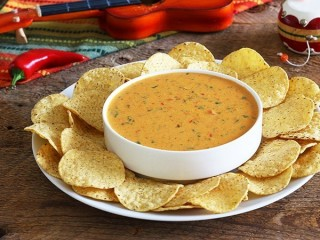 Ruby Tuesday Queso Dip copycat recipe by Todd Wilbur