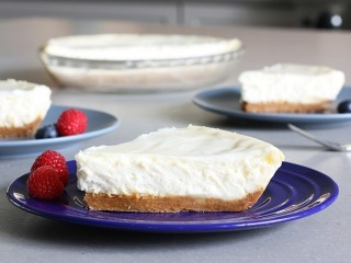 Sara Lee Original Cream Cheesecake copycat recipe by Todd Wilbur