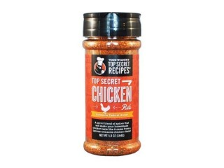 Top Secret Chicken Rub