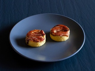 Starbucks Bacon & Gruyere Sous Vide Egg  Bites copycat recipe by Todd Wilbur