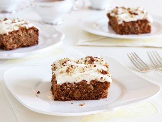 Starbucks Carrot Cake copycat recipe by Todd Wilbur