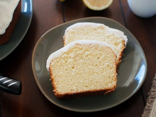 Starbucks Iced Lemon Loaf Cake (Improved) copycat recipe by Todd Wilbur
