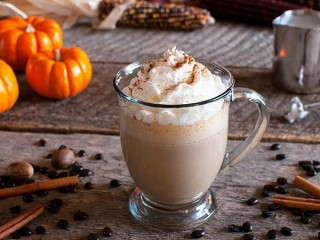 Starbucks Pumpkin Spice Latte copycat recipe by Todd Wilbur