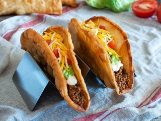 Taco Bell Chalupa Supreme copycat recipe by Todd Wilbur