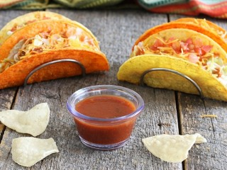 Taco Bell Fire Border Sauce copycat recipe by Todd Wilbur