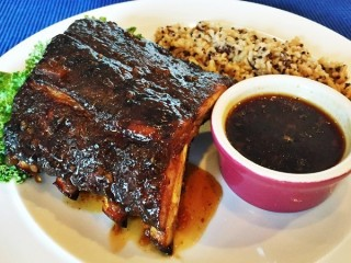 T.G.I. Friday's Jack Daniel's Glazed Ribs copycat recipe by Todd Wilbur