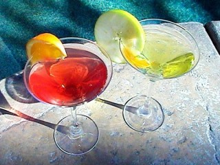 T.G.I. Friday's Martinis copycat recipe by Todd Wilbur