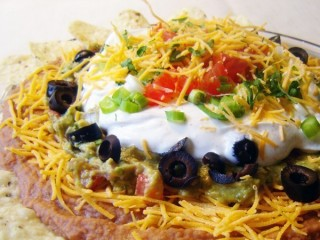 T.G.I. Friday's Nine-Layer Dip copycat recipe by Todd Wilbur