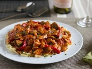 Top Secret Recipes  T.G.I. Friday's Spicy Cajun Chicken Pasta