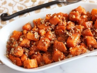 Tony Roma's Maple Sweet Potatoes copycat recipe by Todd Wilbur