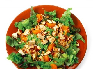 Wendy's Garden Sensations Mandarin Chicken Salad