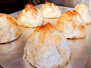 Yonah Schimmel Low-Fat New York City Knish copycat recipe by Todd Wilbur