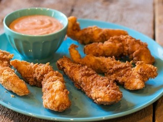 Zaxby's Chicken Fingerz copycat recipe by Todd Wilbur